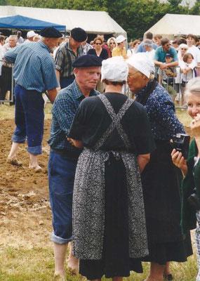 AVEL DRO - BAGAD PAGAN - Pardon de Brendaouez - Guisseny - 1999