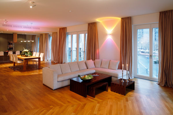 Parkside Apartments Beisheim Center