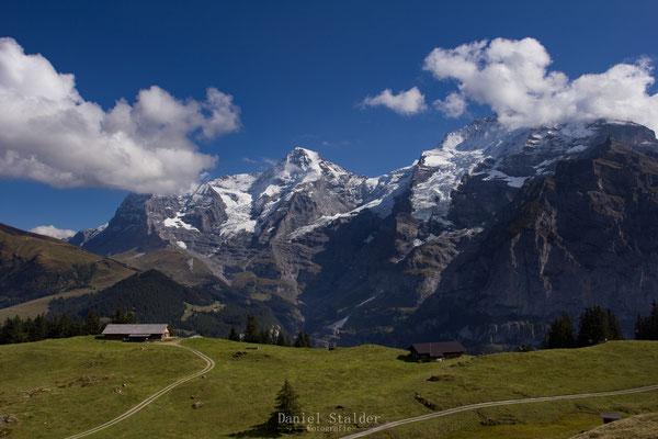 Eiger Mönch und Jungfrau    -L15-