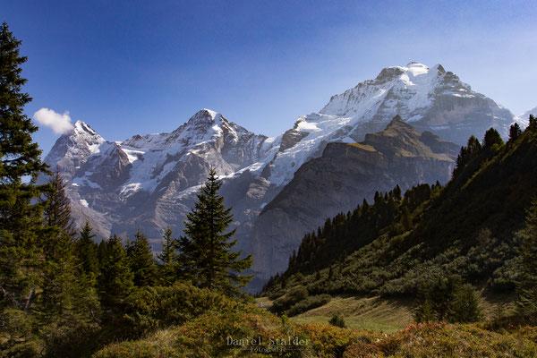 Eiger Mönch und Jungfrau    -L16-