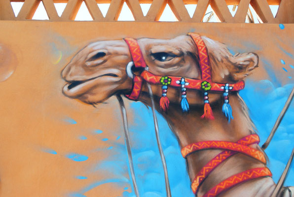 The Dromedary, El Gouna, Ägypten