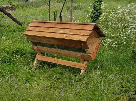 la ruche de Christian