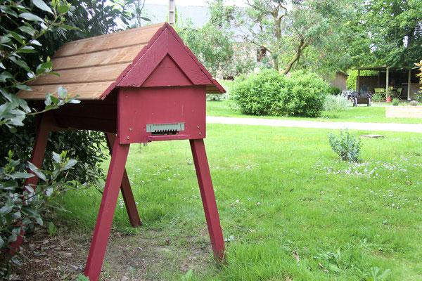 La ruche horizontale (TBH) Brico Costo de Rolland