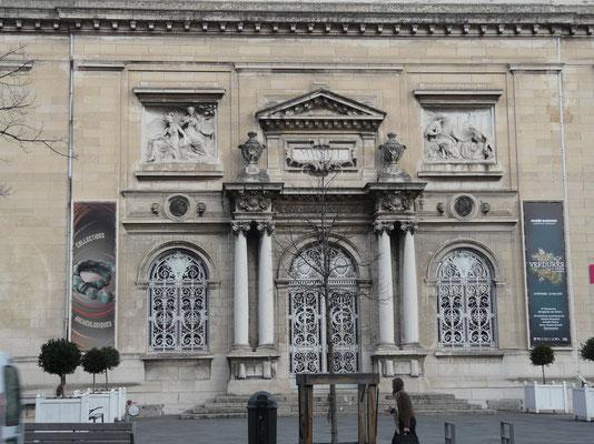 façade du musée Bragoin