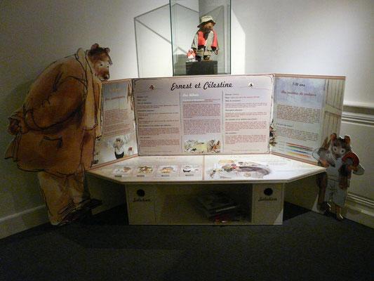 """module pédagogique """"Ernest et Célestine"""