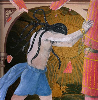 """illustration pour """"Samson et Dalila"""", parcours enfants"""