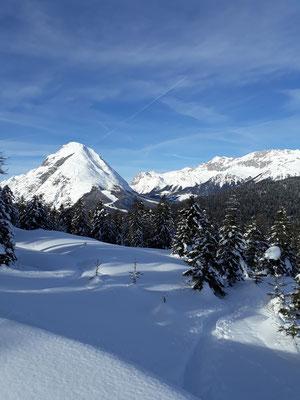 Hohe Munde, Gaistal, Zugspitze
