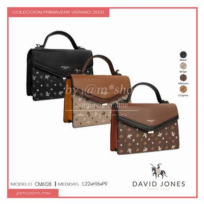 CM6128 David Jones, Precio público MX$780.99