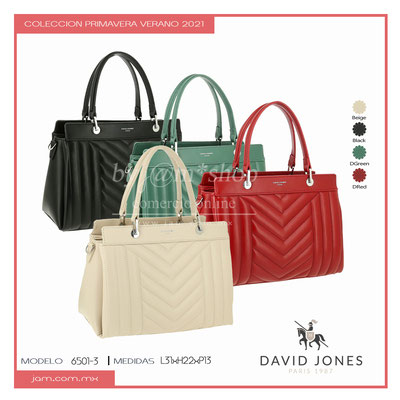 6501-3 David Jones, Precio público MX$1,076.99