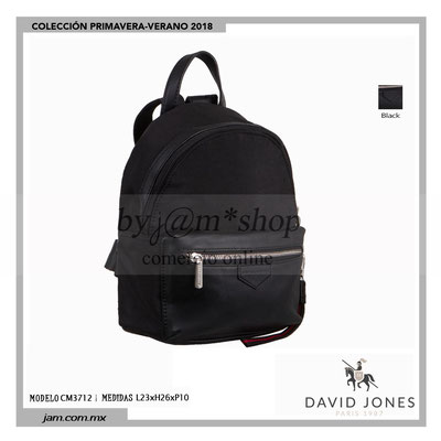 CM3712 Black David Jones Precio Publico $662.00