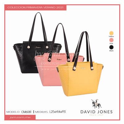 CM6081 David Jones, Precio público MX$842.99