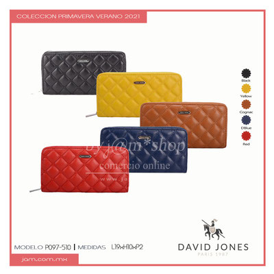 P097-510 David Jones, Precio público MX$391.50