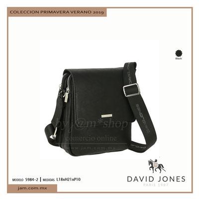 5984-2 Black David Jones Precio Publico $753.00