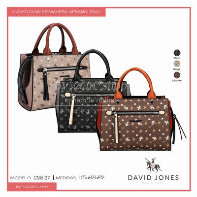 CM6127 David Jones, Precio público MX$895.99