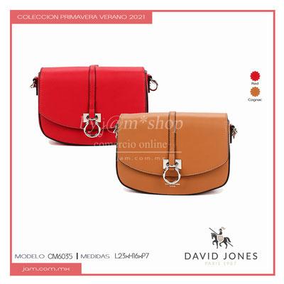 CM6035 David Jones, Precio público MX$775.99