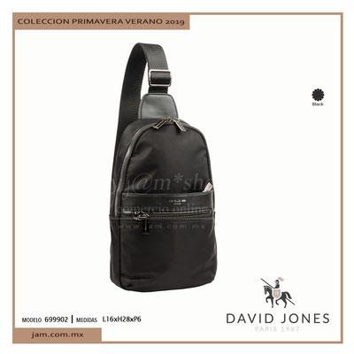 699902 Black David Jones Precio Publico $648.00