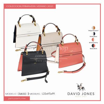CM6100 David Jones, Precio público MX$848.99