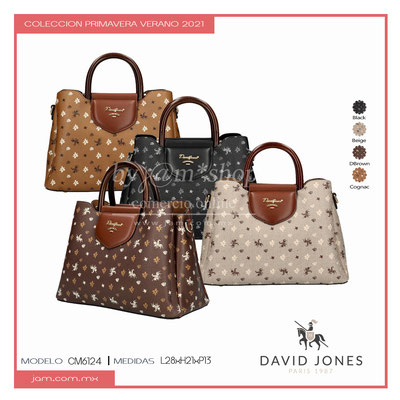CM6124 David Jones, Precio público MX$880.90