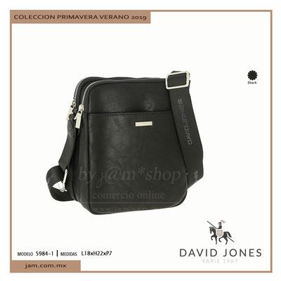 5984-1 Black David Jones Precio Publico $753.00