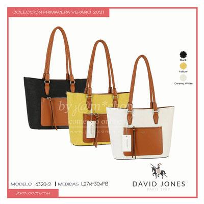 6320-2 David Jones, Precio público MX$895.90