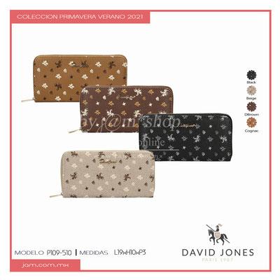 P109-510 David Jones, Precio público MX$400.00