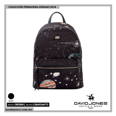 CM3804 Black David Jones Precio Publico $783.00