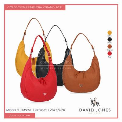 CM6087 David Jones, Precio público MX$714.99