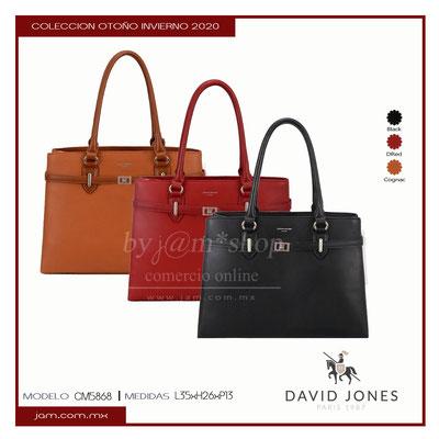 CM5868 David Jones, Precio público $1,076.96