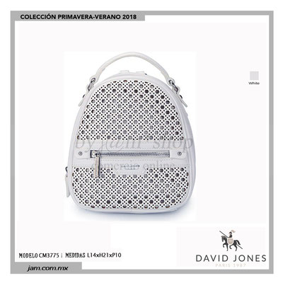 CM3775 White David Jones Precio Publico $585.00