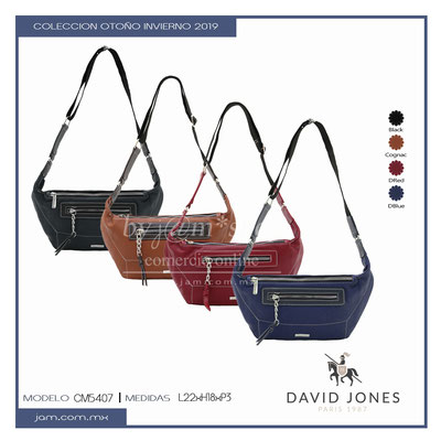 CM5407 David Jones Precio Publico MX$562.00