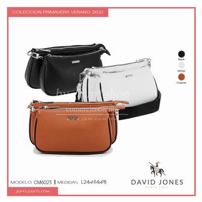 CM6023 David Jones, Precio público MX$752.99