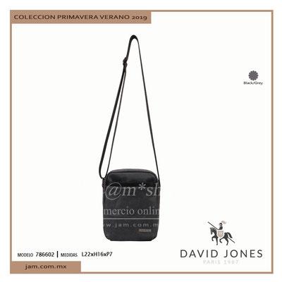 786602 Black Grey David Jones Precio Publico $620.00
