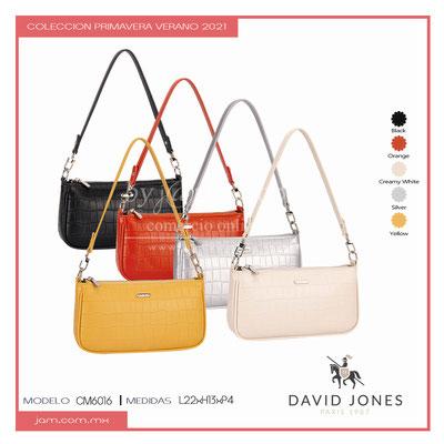 CM6016 David Jones, Precio público MX$633.99