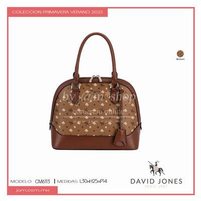 CM6113 Brown David Jones, Precio público MX$969.99