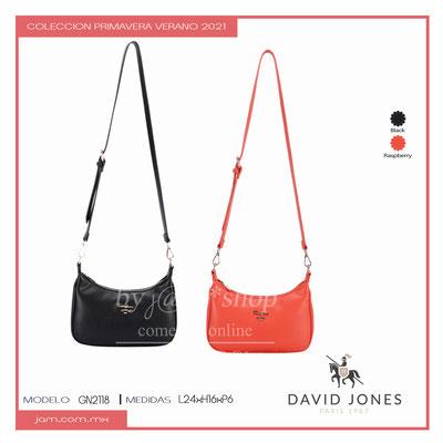 GN2118 David Jones, Precio público MX$688.99
