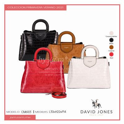 CM6103 David Jones, Precio público MX$866.99