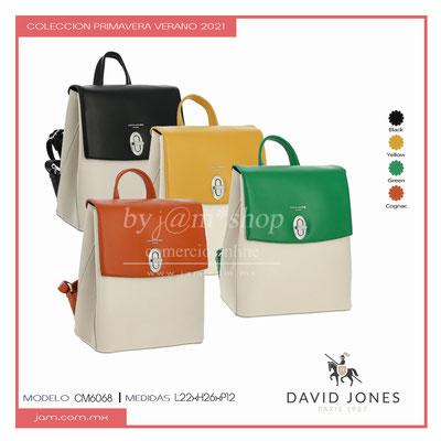 CM6068 David Jones, Precio público MX$885.99