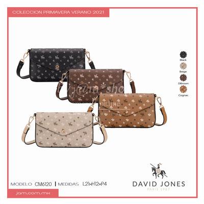CM6120 David Jones, Precio público MX$880.99
