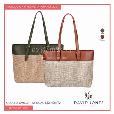 CM6045 David Jones, Precio público MX$707.90
