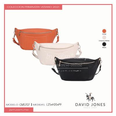 CM5707 David Jones, Precio público MX$645.99
