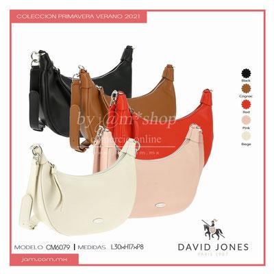 CM6079 David Jones, Precio público MX$633.99
