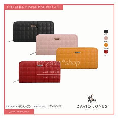P096-510 David Jones, Precio público MX$391.50