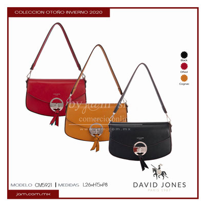 CM5921 David Jones, Precio público MX$760.90