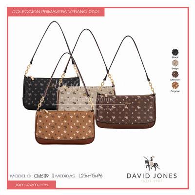 CM6119 David Jones, Precio público MX$673.99