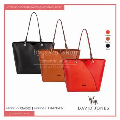 CM6082 David Jones, Precio público MX$782.99