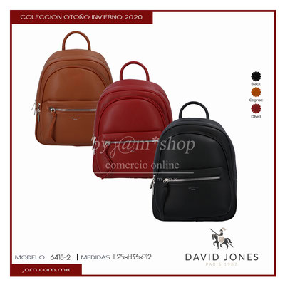 6418-2 David Jones, Precio públicoMX$1,017.50