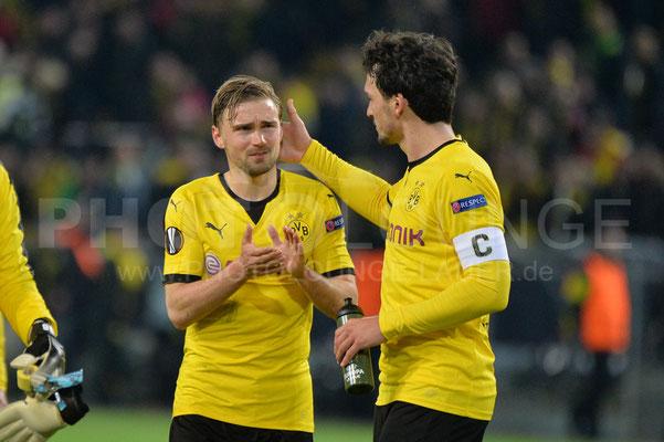 Borussia Dortmund - FC Liverpool, UEFA Europa League, 07.04.2016, Fotograf: Karsten Lauer / www.photolounge-lauer.de