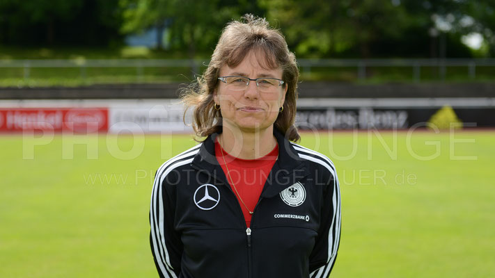 Co-Trainerin Ulrike Ballweg  /  Fotograf: Karsten Lauer/www.photolounge-lauer.de
