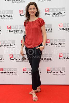 """Kristina Doerfer bei der """"Deutsche Fiction Brunch 2013"""" der ProSiebenSat.1 TV Deutschland im Café Reitschule auf dem FILMFEST MÜNCHEN am 03. Juli 2013."""