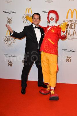 Gregor Glanz, Mc Donald's Benefiz Gala, 21.10.2016, Fotograf: Karsten Lauer / www.karsten-lauer.de